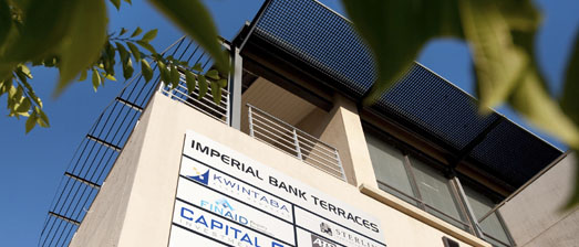 imperial bank terraces